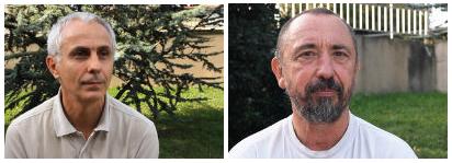 Michel Lepesant y Christian Sunt, objetores de crecimiento del MOC